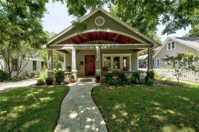 4206 Sinclair Ave, Austin, TX 78756 (#4311819) :: RE/MAX Capital City