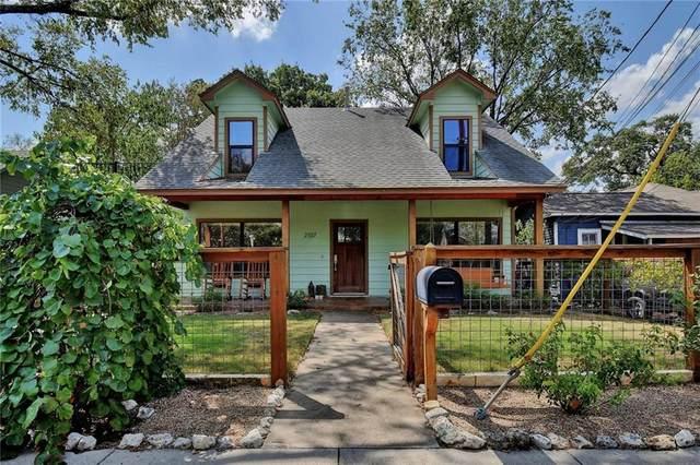 2107 E 13th St, Austin, TX 78702 (#4312246) :: Zina & Co. Real Estate