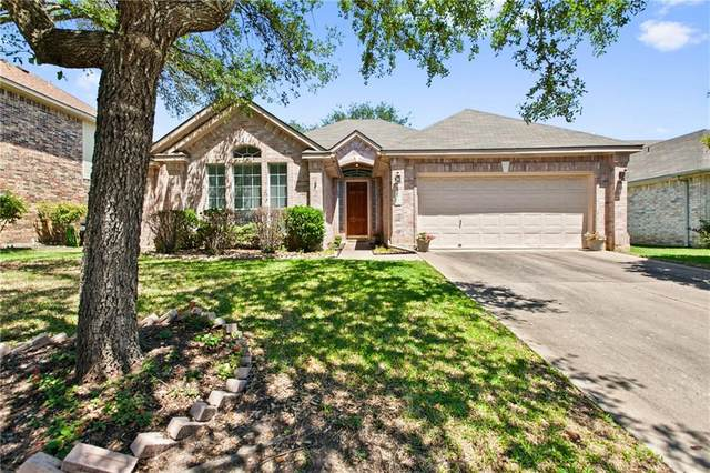 807 Spring Hollow Dr, Leander, TX 78641 (#4312774) :: Watters International