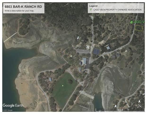 6803 Bar K Ranch Rd, Lago Vista, TX 78645 (#4315816) :: The Perry Henderson Group at Berkshire Hathaway Texas Realty