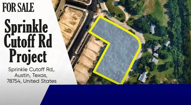 TBD Sprinkle Cutoff Rd, Austin, TX 78754 (#4316913) :: Front Real Estate Co.
