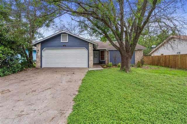 402 Meadowcreek Cir, Round Rock, TX 78664 (#4317068) :: Sunburst Realty