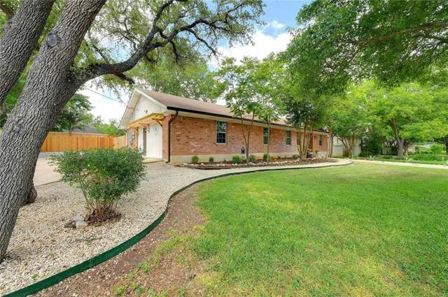 117 Ridge Oak Dr, Georgetown, TX 78628 (#4318352) :: Service First Real Estate
