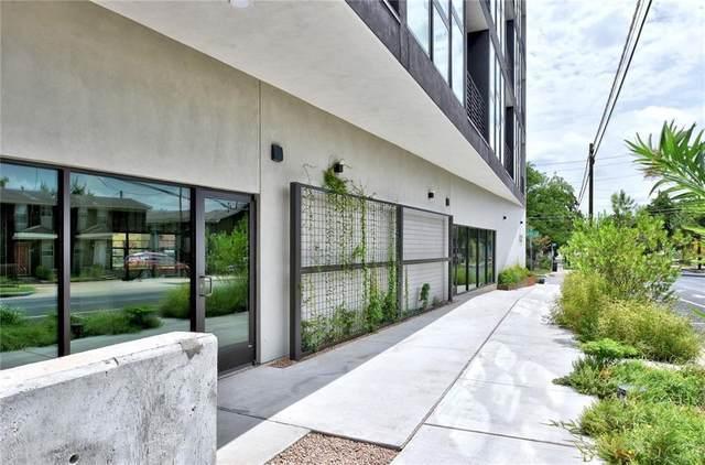 1322 E 12th St #104, Austin, TX 78702 (#4318682) :: Front Real Estate Co.