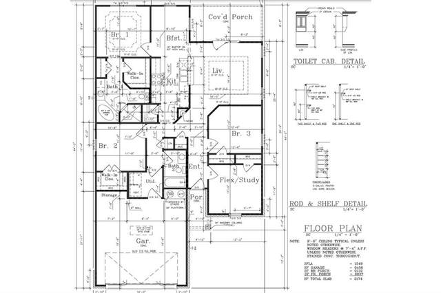 105 Thomas Cv N, Burnet, TX 78611 (#4319385) :: Papasan Real Estate Team @ Keller Williams Realty