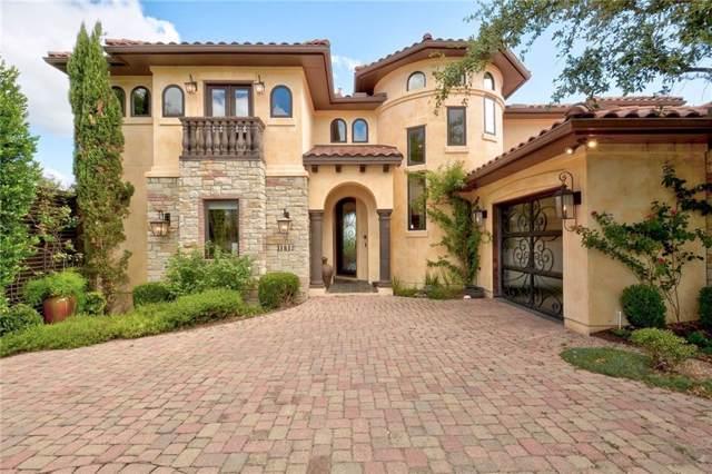 11812 Mira Mesa Dr, Austin, TX 78732 (#4319974) :: The Perry Henderson Group at Berkshire Hathaway Texas Realty