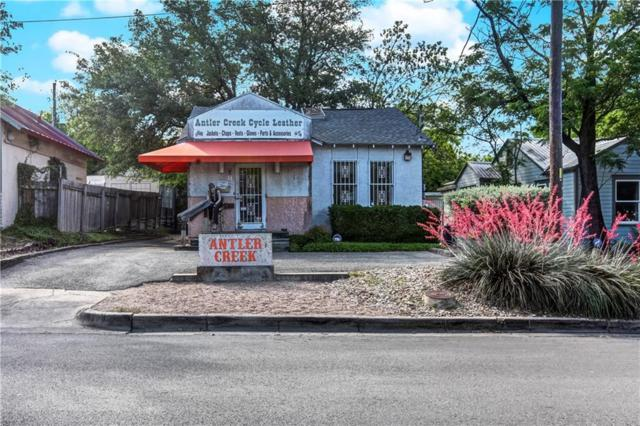 2122 Oxford Ave, Austin, TX 78704 (#4320768) :: The Heyl Group at Keller Williams