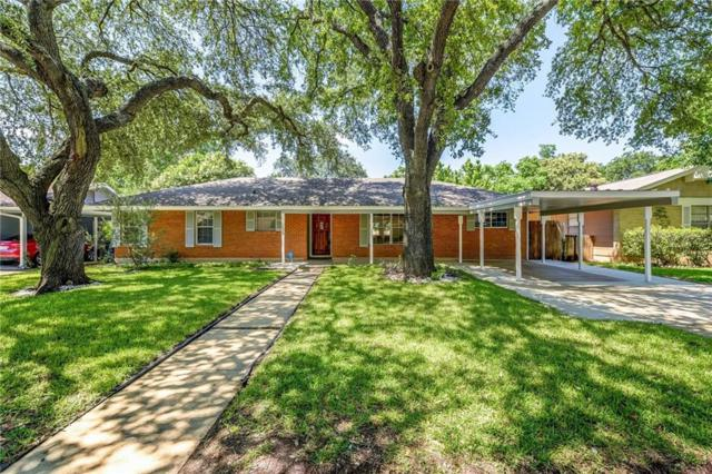 1609 Ashberry Dr, Austin, TX 78723 (#4321333) :: The Heyl Group at Keller Williams