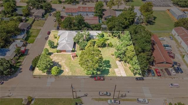 210 Ross St, Bryan, TX 77801 (#4324103) :: Papasan Real Estate Team @ Keller Williams Realty