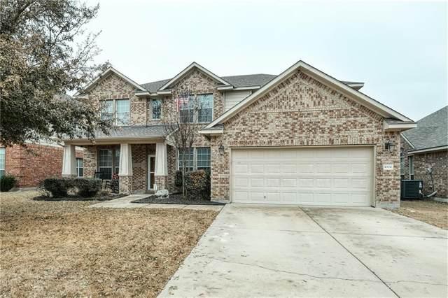 1004 Wallin Farms Cv, Hutto, TX 78634 (#4324185) :: Papasan Real Estate Team @ Keller Williams Realty