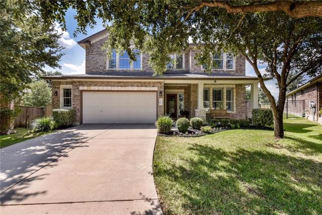 1645 Hidden Springs Path, Round Rock, TX 78665 (#4325329) :: The Perry Henderson Group at Berkshire Hathaway Texas Realty
