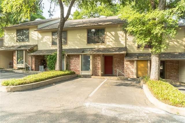3801 Menchaca Rd #51, Austin, TX 78704 (#4326646) :: Lauren McCoy with David Brodsky Properties