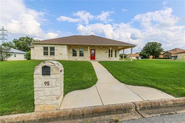 95 Pinehurst St, Meadowlakes, TX 78654 (#4326727) :: Zina & Co. Real Estate
