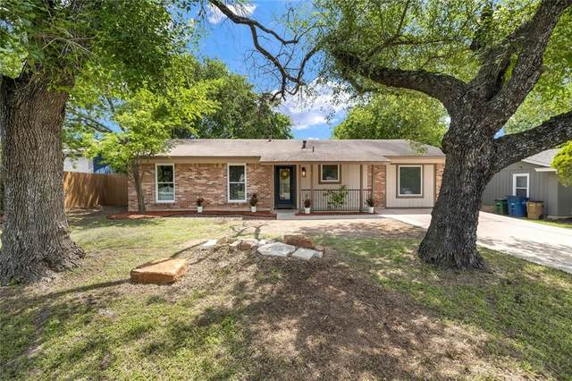 203 W Saint Johns Ave, Austin, TX 78752 (#4327353) :: The Perry Henderson Group at Berkshire Hathaway Texas Realty