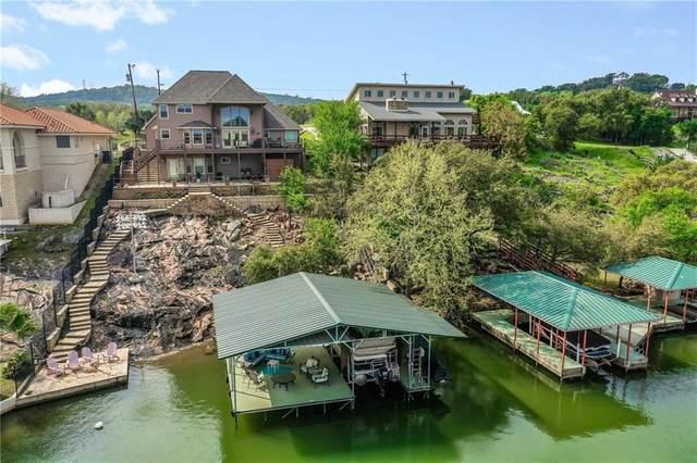 407 Del Mar Dr, Buchanan Dam, TX 78609 (#4327676) :: Zina & Co. Real Estate