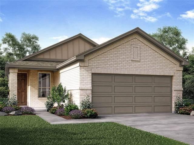 125 Otella St, Georgetown, TX 78628 (#4327862) :: RE/MAX Capital City