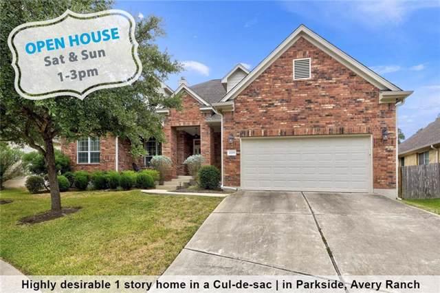 16109 Indina Hills Cv, Austin, TX 78717 (#4328456) :: Papasan Real Estate Team @ Keller Williams Realty