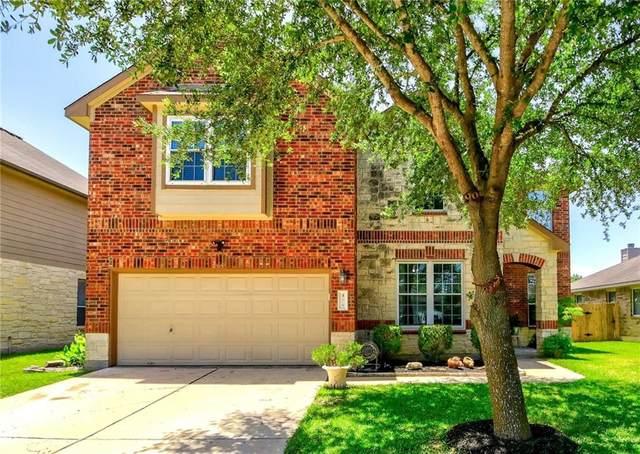 408 Peaceful Haven Way, Hutto, TX 78634 (#4328994) :: Papasan Real Estate Team @ Keller Williams Realty