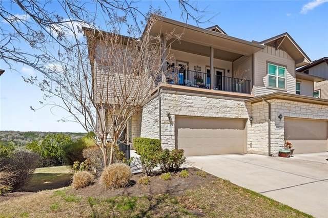 2930 Grand Oaks Loop #2501, Cedar Park, TX 78613 (#4329409) :: Ben Kinney Real Estate Team