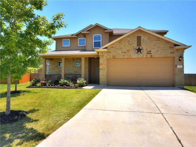 134 Leon River Loop, Hutto, TX 78634 (#4333326) :: Papasan Real Estate Team @ Keller Williams Realty