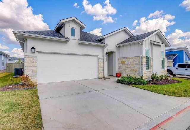 13701 Ronald Reagan Blvd #30, Cedar Park, TX 78613 (#4334243) :: Service First Real Estate