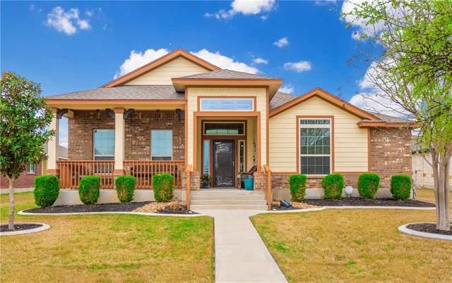18340 Tall Grass Prairie Dr, Pflugerville, TX 78660 (#4334433) :: Watters International