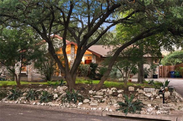 8803 Honeysuckle Trl A, Austin, TX 78759 (#4335530) :: The Heyl Group at Keller Williams