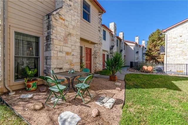 6900 E Riverside Dr #14, Austin, TX 78741 (MLS #4337262) :: Vista Real Estate