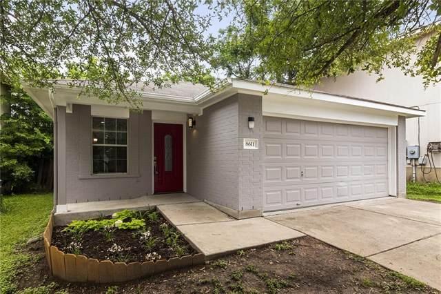8611 Davis Oaks Trl, Austin, TX 78748 (#4337649) :: The Perry Henderson Group at Berkshire Hathaway Texas Realty