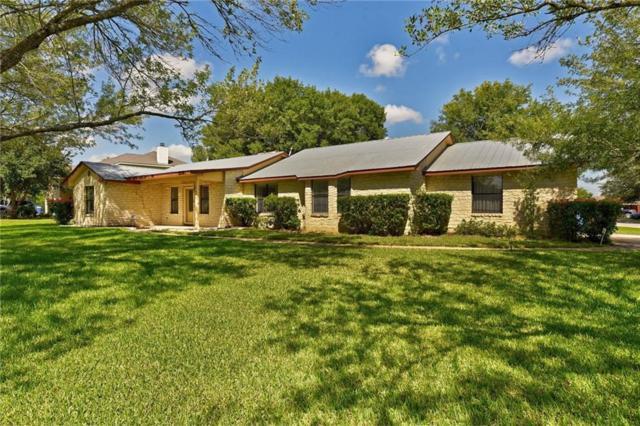 107 Cottonwood Dr, Hutto, TX 78634 (#4338982) :: Amanda Ponce Real Estate Team