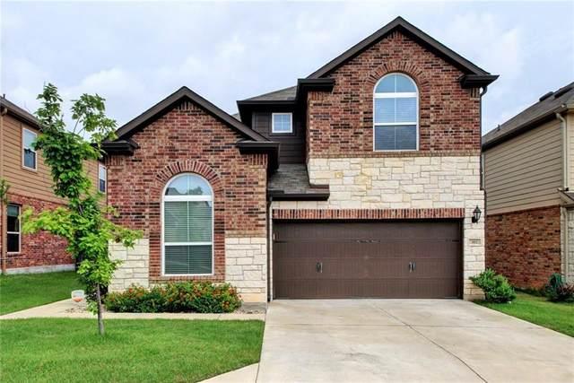 3451 Mayfield Ranch Blvd #361, Round Rock, TX 78681 (#4340754) :: Papasan Real Estate Team @ Keller Williams Realty