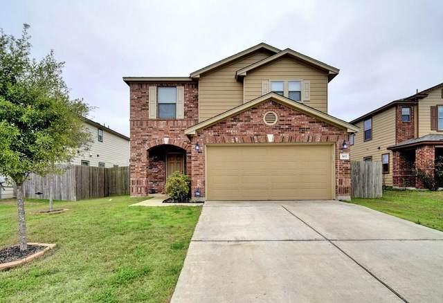 507 Estes Park, Taylor, TX 76574 (#4341921) :: Douglas Residential