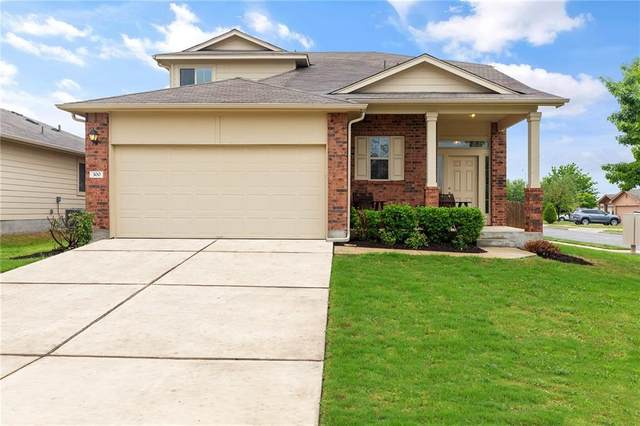 300 Potters Peak Way, Georgetown, TX 78626 (#4342901) :: Ben Kinney Real Estate Team