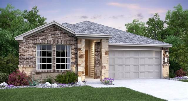 6413 Laurencia Pl, Round Rock, TX 78665 (#4344290) :: The Gregory Group