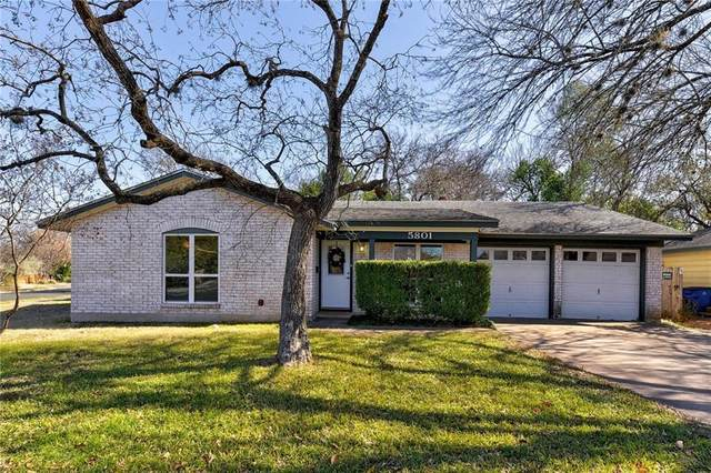 5801 Buffalo Pass, Austin, TX 78745 (MLS #4344982) :: Vista Real Estate