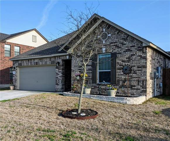 909 Grand Teton Trl, Taylor, TX 76574 (#4348604) :: RE/MAX Capital City