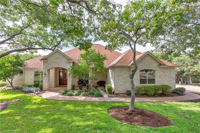 205 Shady Elm, Georgetown, TX 78633 (#4348952) :: Ben Kinney Real Estate Team