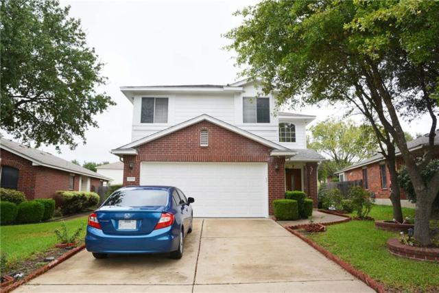 1008 Doras Dr, Pflugerville, TX 78660 (#4348985) :: Amanda Ponce Real Estate Team