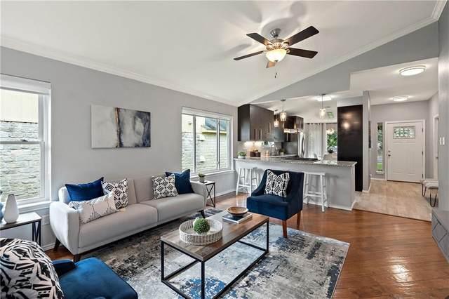 7828 Portland Trl, Austin, TX 78729 (#4349636) :: Papasan Real Estate Team @ Keller Williams Realty