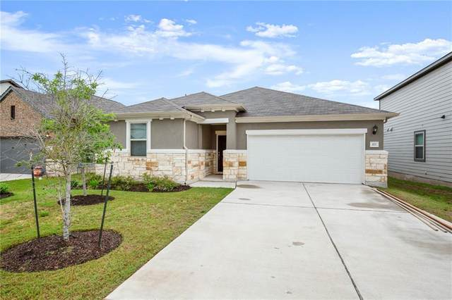 277 Magna Ln, Liberty Hill, TX 78642 (#4349783) :: Lauren McCoy with David Brodsky Properties