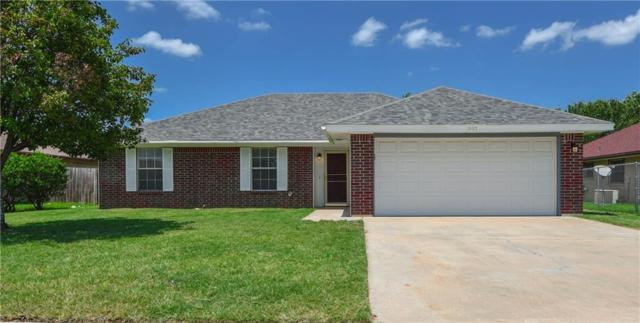 1803 Sandstone Dr, Killeen, TX 76549 (#4350329) :: The Smith Team