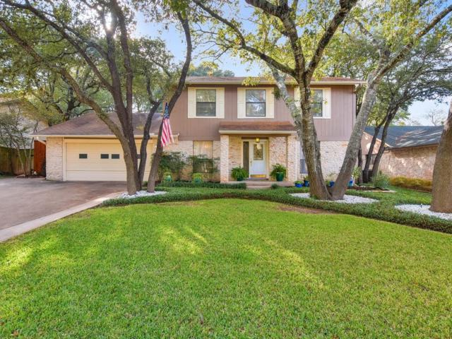 1314 Wilson Heights Dr, Austin, TX 78746 (#4350813) :: Ben Kinney Real Estate Team