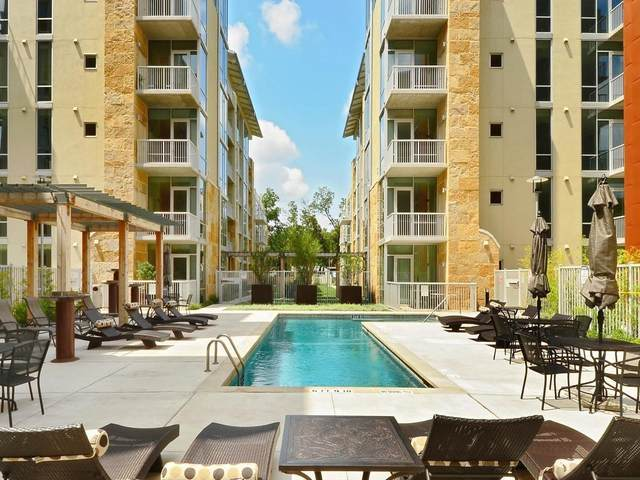 1600 Barton Springs Rd #4206, Austin, TX 78704 (#4351167) :: The Perry Henderson Group at Berkshire Hathaway Texas Realty