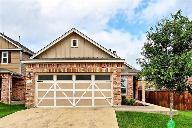 225 Danablu Dr, Hutto, TX 78634 (#4351629) :: Zina & Co. Real Estate