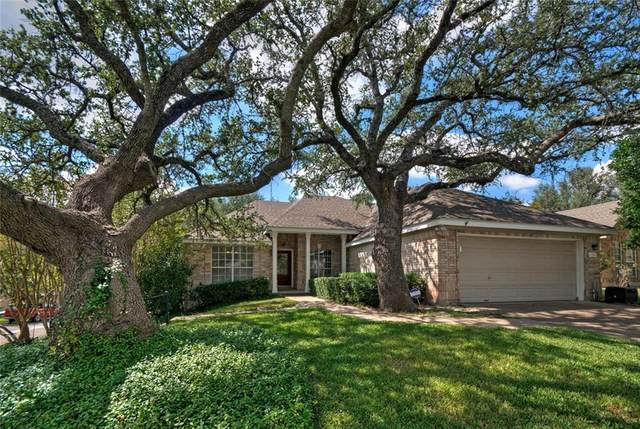 214 Parkview Dr, Georgetown, TX 78626 (#4352549) :: Realty Executives - Town & Country