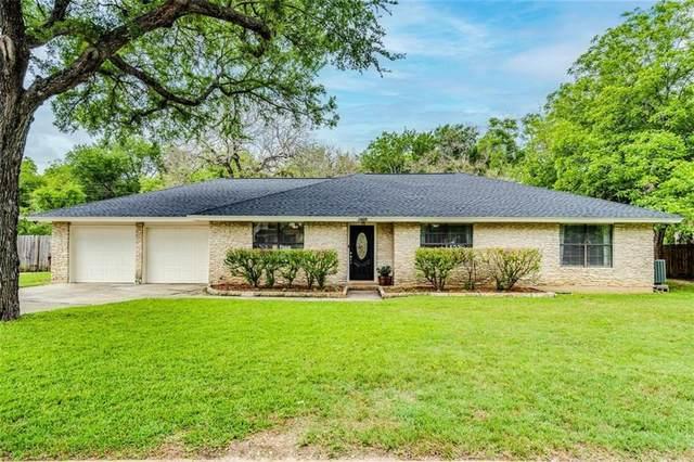 1609 Saint Williams Loop, Round Rock, TX 78681 (MLS #4353808) :: Bray Real Estate Group