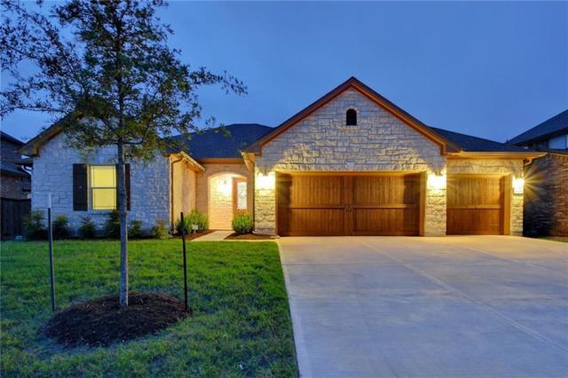 1613 Graford St, Leander, TX 78641 (#4354038) :: The ZinaSells Group