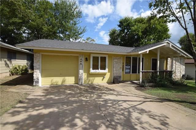 208 E Starling Dr, Austin, TX 78753 (#4355287) :: Ana Luxury Homes