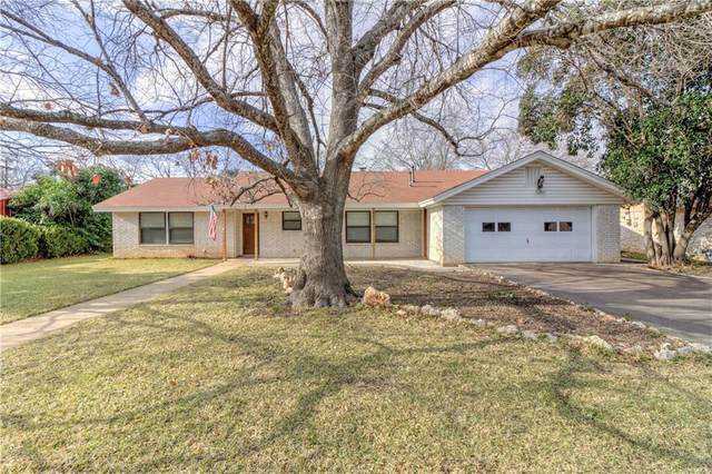 205 Golden Oaks Dr, Georgetown, TX 78628 (#4355374) :: Ben Kinney Real Estate Team