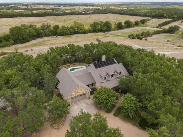 100 N Encino Xing, Liberty Hill, TX 78642 (#4356064) :: Realty Executives - Town & Country